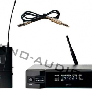 WMS4500 Instrumental Set BD8